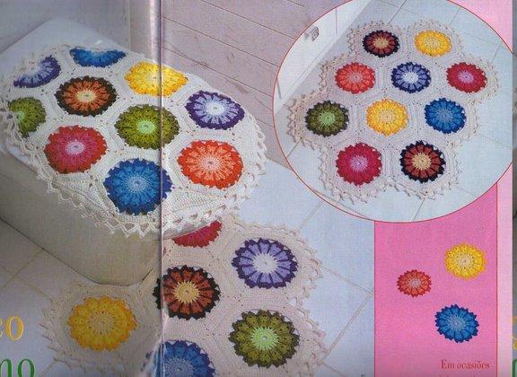 Renkli Banyo Takımı Örnekleri