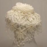 Çiçek Motifli Şal Modeli