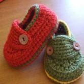 Renkli Bebek Patiği Modelleri