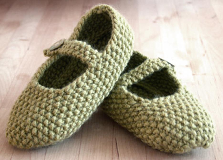 Yeşil Elişi Babet Patik Modelleri